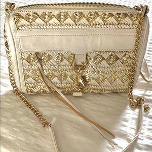 Rebecca Minkoff MAC Crossbody purse - Ikat Woven